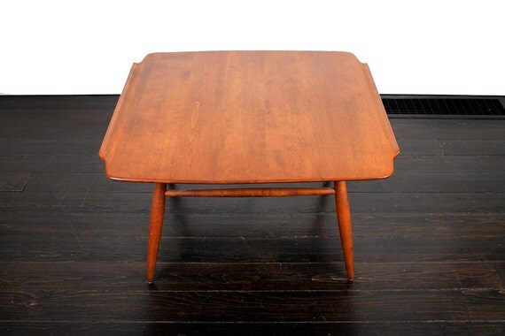 Conant Ball Russel Wright Coffee Table.