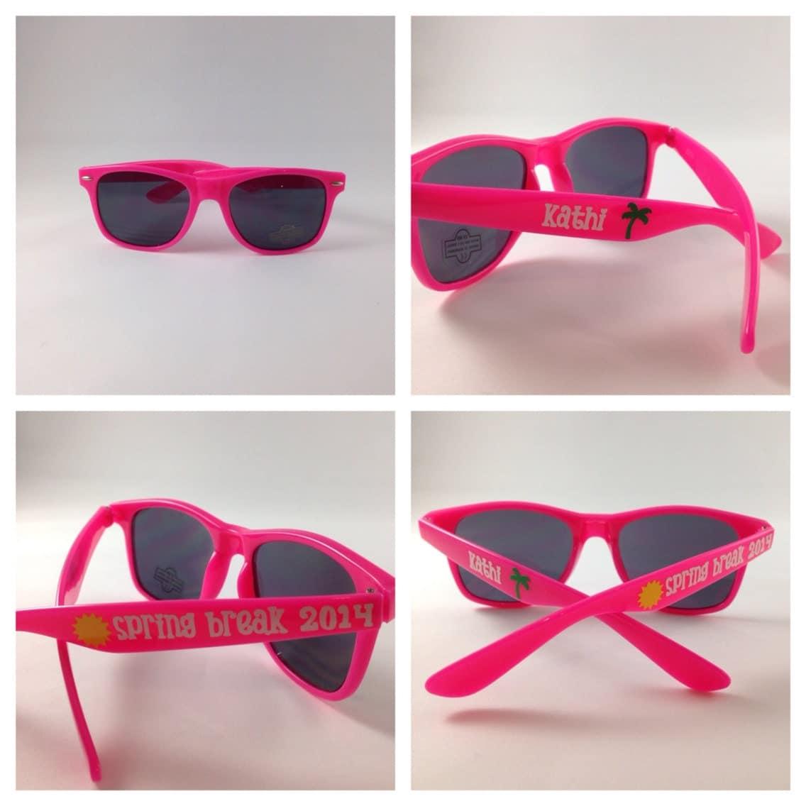 Custom Promotional Wayfarer Sunglasses | La Confédération Nationale ...