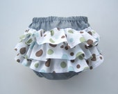 FRILLY DIAPER COVER