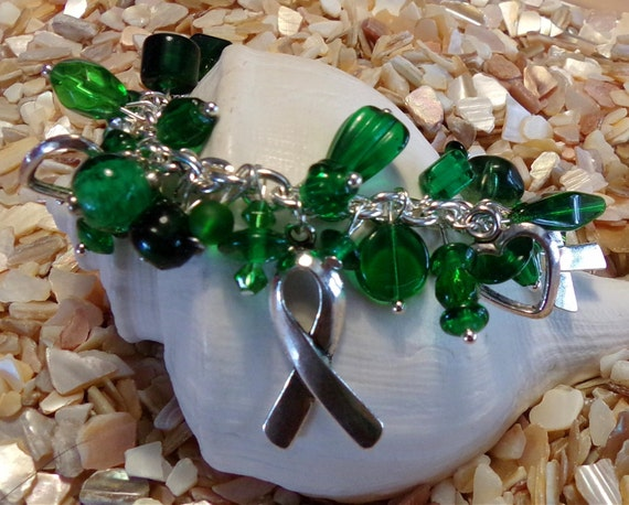 Green Awareness Bracelet