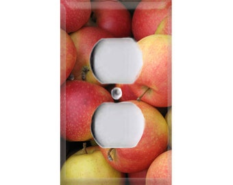 Red Apples Outlet Cover (10013)