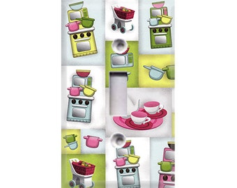 Fun Kitchen Light Switch Cover