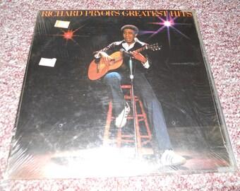 Richard Pryor's Greatest Hits Still in Shrink Vinyl Record LP