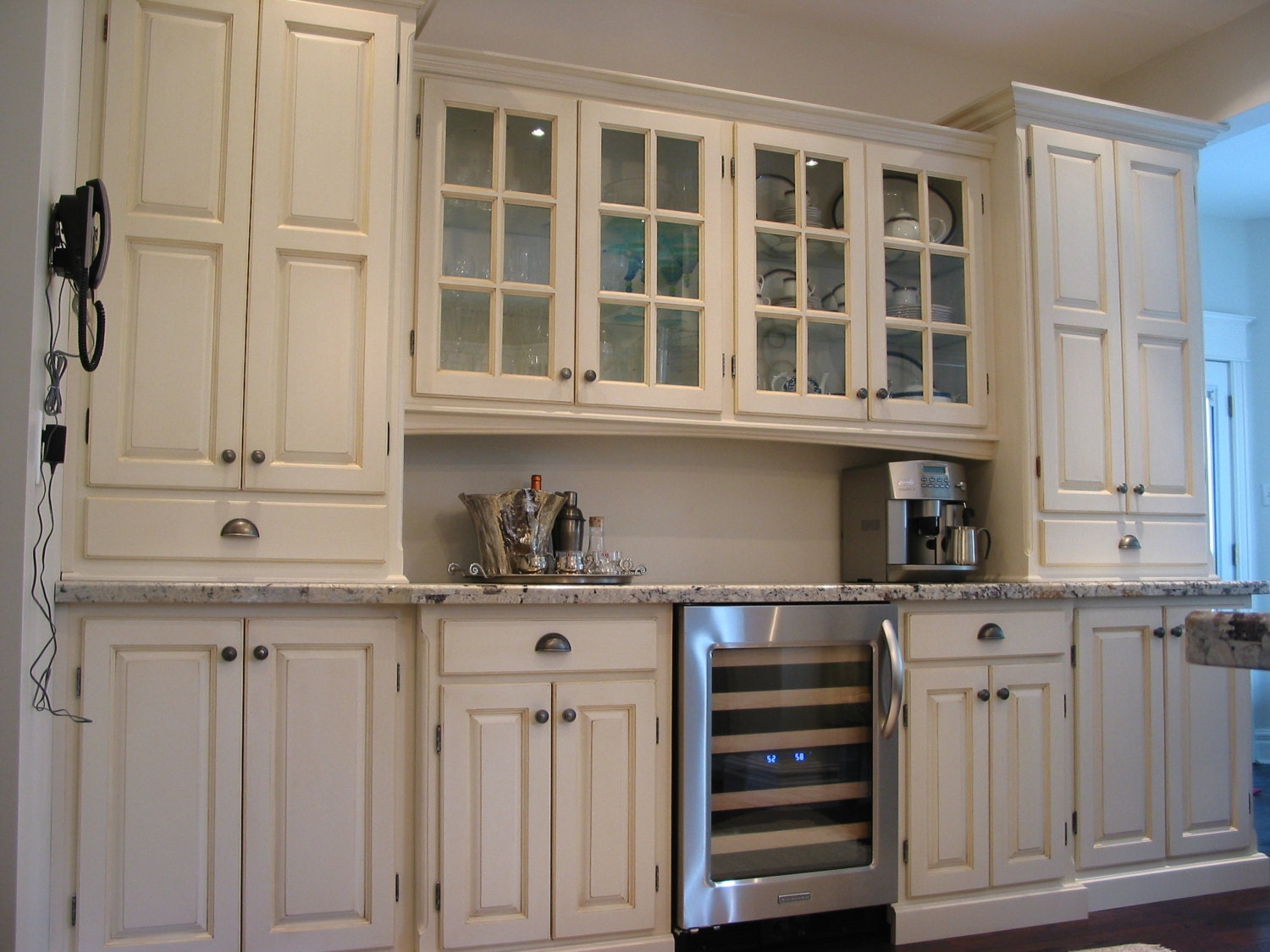 custom kitchen display cabinets butler 39 s pantry