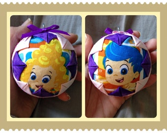 Bubble Guppies ornament