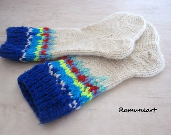 Baby Socks White (9-12 month)