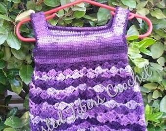 Crochet Microfiber Dress