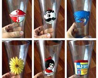 Maryland Pride Glassware