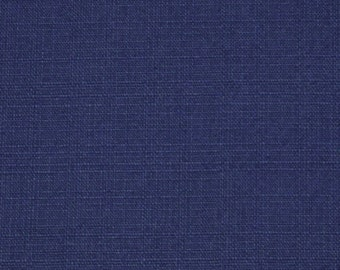 Outdoor Fabric by the Yard Navy Blue Fabric Richloom Forsythe Navy Blue