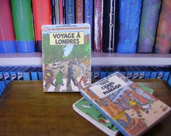 Comic Miniature Book 1:12