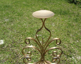 Shabby Chic Candle Holder,metal Candle Holder, Candle Holder, Candle Stick,iron,