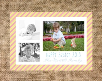 Easter Card, Multi-photo card