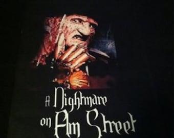 A Nightmare on Elm Street Freddy Kruger t-shirt