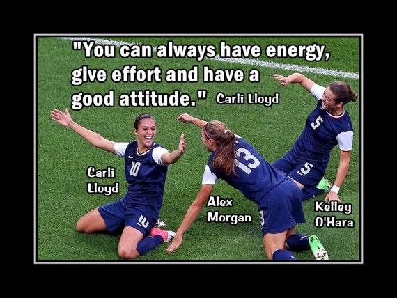 Carli Lloyd Quo...