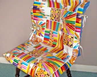 Dining Chair Cover Etsy