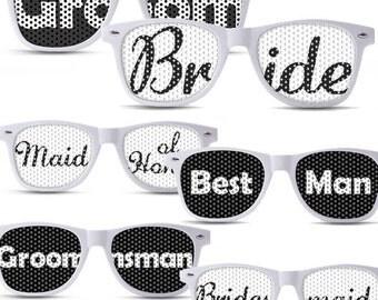Wedding Sunglasses 10 Pack