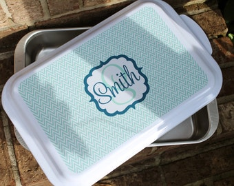 Design Your Own Cake Pan : Personalized casserole dish Etsy