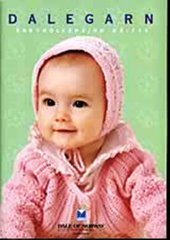 Dale Of Norway Knitting Pattern Books : Dalegarn Dale of Norway 114 OOP new mint baby toddler by Hautspot