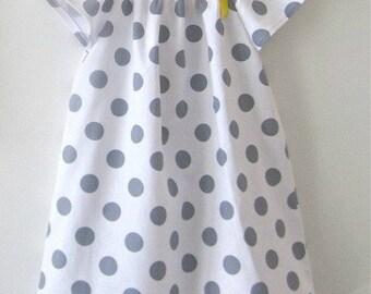 Beautiful short sleeved  Flutter dress
