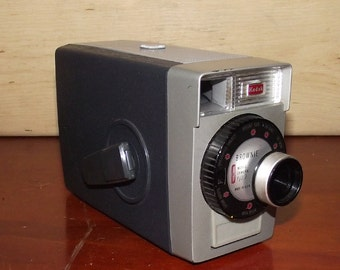 Kodak Brownie 8mm Movie Camera 1960s
