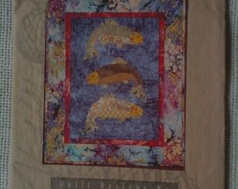 Fish Tales McKenna Ryan Quilt Pattern 1995