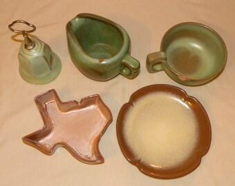 Original Frankoma Pottery, made from good 'ol Oklahoma clay