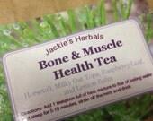 Bone and Muscle Health Tea