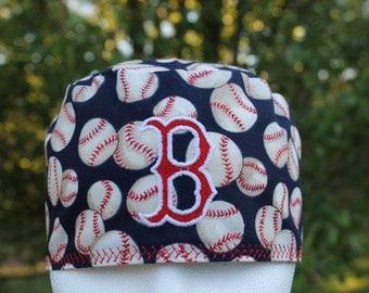 Mens scrub hat / Red Sox