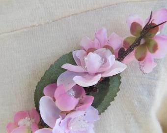 Japanese Cherry Blossom Brooch