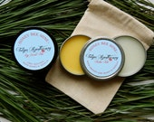 2 Lip Balms & 1 Lip Scrub, Choose your favorite Scent, Beauty Gift Set, All Natural Lip Balm Gift Set, Gift For Her, Gifts under 20 dollars