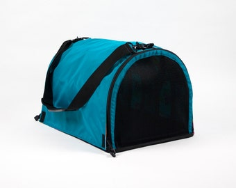 Push Pushi Puppy Shell Teal