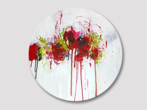 fr listing  originale peinture abstraite art