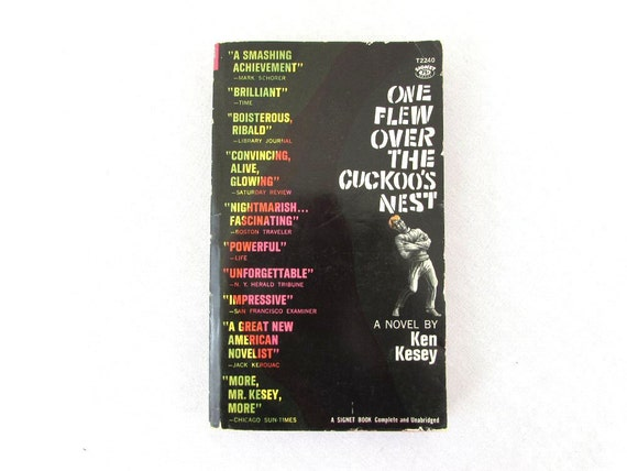 an analysis of the theme of control in one flew over the cuckoos nest by ken kesey 1 a theatergoer's resource the guide one flew over the cuckoo's nest a play in two acts by dale wasserman from the novel by ken kesey edited by ingrid van valkenburg for the.