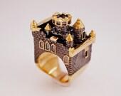 Gold Ruthenium Castle