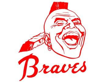 atlanta braves logo indian