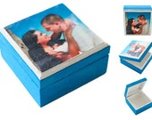 Custom Photo Transfer Wood Box