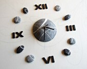 Modern wall Clock Natural...