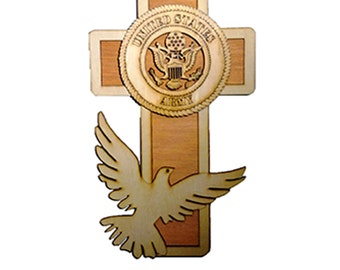 Army Cross 7""