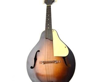 Vintage Kay Mandolin L8781 46 FREE SHIPPING