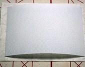 Freudenberg Vilene S520 Stiffener White 1-Sided Fusible Firm Pelmet Interfacing Material