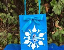Frozen Disney Olaf Birthday Party Favor Bags