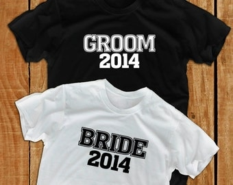 bride groom shirts   mr and mrs shirts wedding shirts matching shirts hubby wifey shirts his and her shirts couple shirts wifey hubby shirts