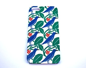 BlueBirds iPhone 7 case iPhone 7 Plus iPhone SE iPhone 6/6s Phone 6 Plus iphone 5s iPhone 5c iPhone 4 iPod classic iPod Touch 5 shell