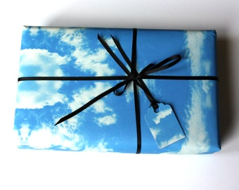 Wrapping Paper / Gift Wrap - Cloud Rococo