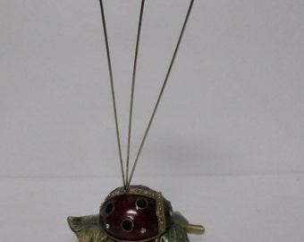 Ladybug Picture Tree