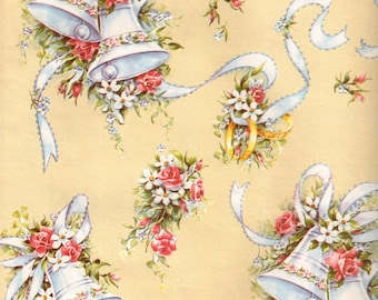 Vintage Wrapping Paper - Wedding theme