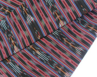 Mayan Fabric (#30) from Guatemala - Handwoven 100% Cotton - Sold by the yard