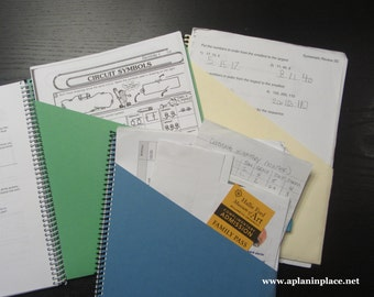 Add a Pocket to your planner!