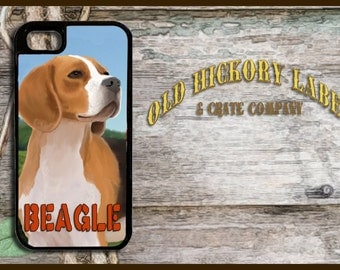 Beagle  iPhone 6/5/5c/4 Case -Samsung Galaxy S4/S5 Caseand S3-Phone Cover