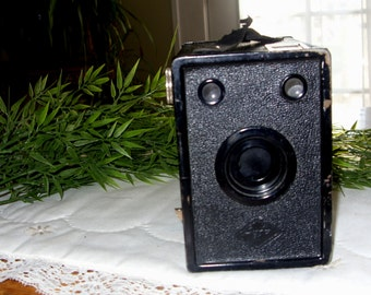 Vintage1925 ANSCO Box Camera